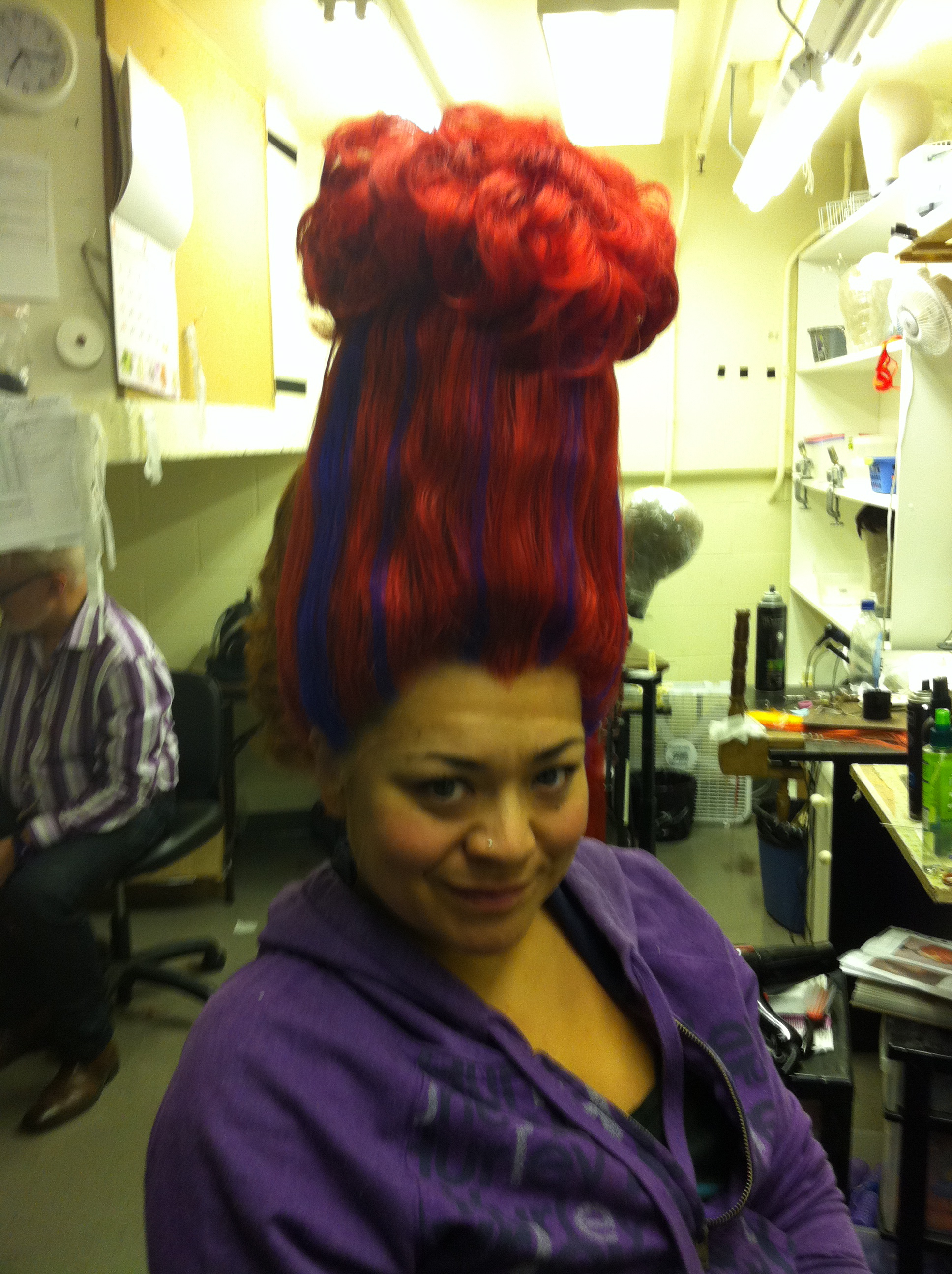 how to make priscilla queen of the desert wigs